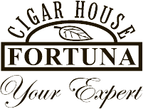 Fortuna Cigar House company logotype